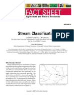 A Ex 44501 Stream Classification