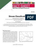 A Ex 44501 Stream Classification