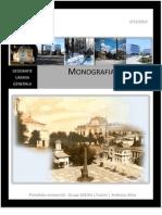 Monografia orasului Focsani