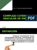 Complejo Cutaneo Vascular de Pirena