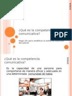 La cia Comunicativa Clase 1