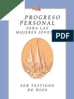 El Progreso Personal Para Las Mujeres Jovenes