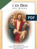Fe en Dios para NIÑAS