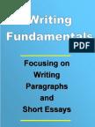 Intermediate Writing PDF