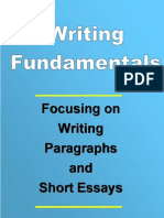 Intermediate Writing PDF