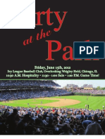 "Sale Catalog - ""Party at the Park"" Sale"