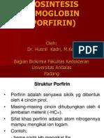 Biosintesis Hemoglobin