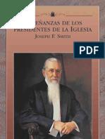 Presidentes de La Iglesia 06 Joseph F Smith
