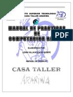 Villavicencio Quispe - Manual de Practicas de Computacion Basica