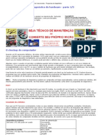 Laércio Vasconcelos - Programas de diagnóstico PART 1