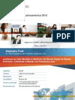 2012 Future in Focus LatAm_Spanish