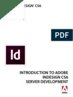 Intro to Indesign Server