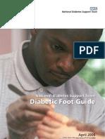 NDST Diabetic Foot Guide
