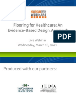 Flooring for Healthcare CEU - Version II - Jan 2012