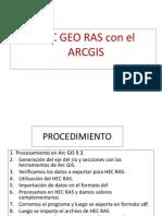 HEC RAS ArcGIS