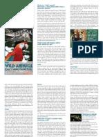 Animals Wild and Domestic