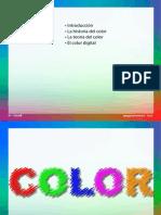 HISTORIA DE LOS COLORES PDF