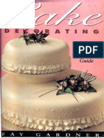 Cake Decorating - A Step-By-Step Guide (Gnv64)