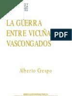 Vicuñas y Vascongados