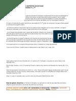 Planificacion en Contextos de Estudio (3er Ciclo)