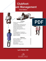 Clubfoot Ponseti Management, 3rd Edition-1601890028