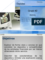Depósitos Expo4