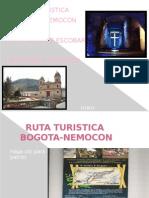 Ruta Turistica Bogota-nemocon