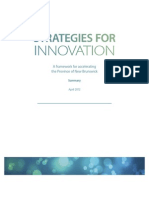 Strategies for Innovation Summary