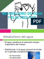 Metabolismo de Agua y Electrolitos