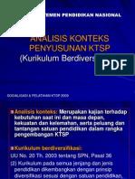 ANALISIS KONTEKS
