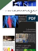 Jornal Anamnese - Edição 1