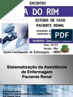 Apresentacao Sae Paciente Renal Maio 2012