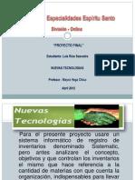 Proyecto de Nuevas Tecnologias_lrioss