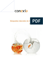 Búsquedas Laborales en Conexia - mayo 2012