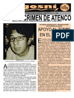 Kgosni 103-Impune Crimen de Atenco