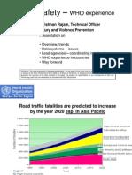 Road Safety - ADB 9 May