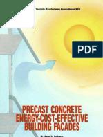 Precast Concrete Shading Facade