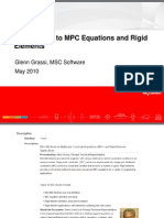 MPC Equations Rigid Elements-5!13!2010