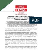 Línea COCA-COLA FEMSA