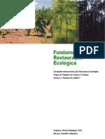 fundamentos de restauração ecológica