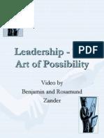 Leadership the Art of Pos