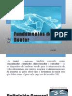 Fundamentos Del Router