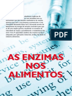 As Enzimas Nos Alimentos