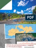 Sepeda Jelajah Nusantara Tambora Chapter 2