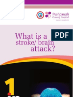 What is a stroke/ brain attack?
