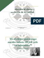 satisfaccinalclienteymedicindelacalidad-090716225031-phpapp02
