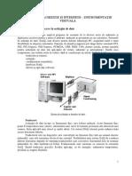 Sisteme de achizitie si interfete-instrumentatie virtuala