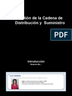 Gestión Cadena de Suministros mayo 2012