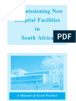 Commissioning New Hospitals South Africa