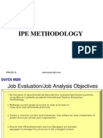 Ipe Methodology New